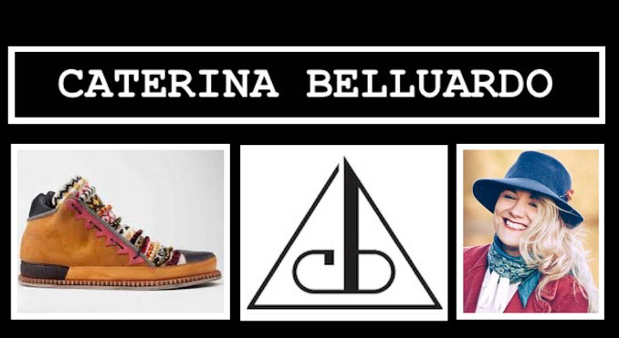 Caterina Belluardo Footwear