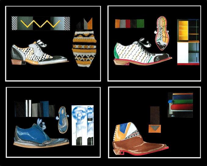 Caterina Belluardo Footwear