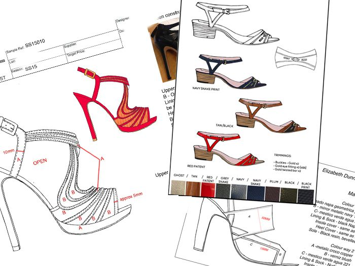 Fashion Spec Sheet How To Create One Easily Fashion Insiders