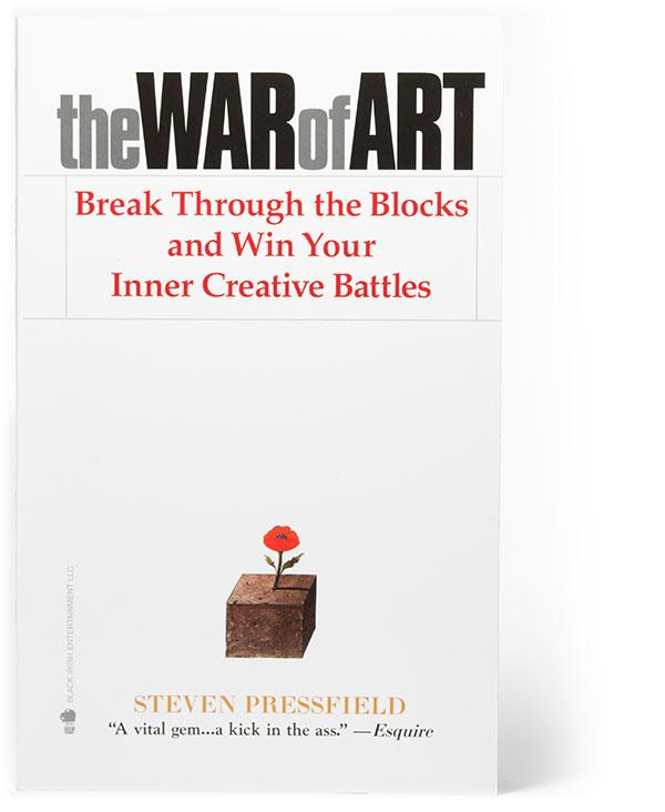 The-War-of-Art-steven-pressfield_entrepreneur_books