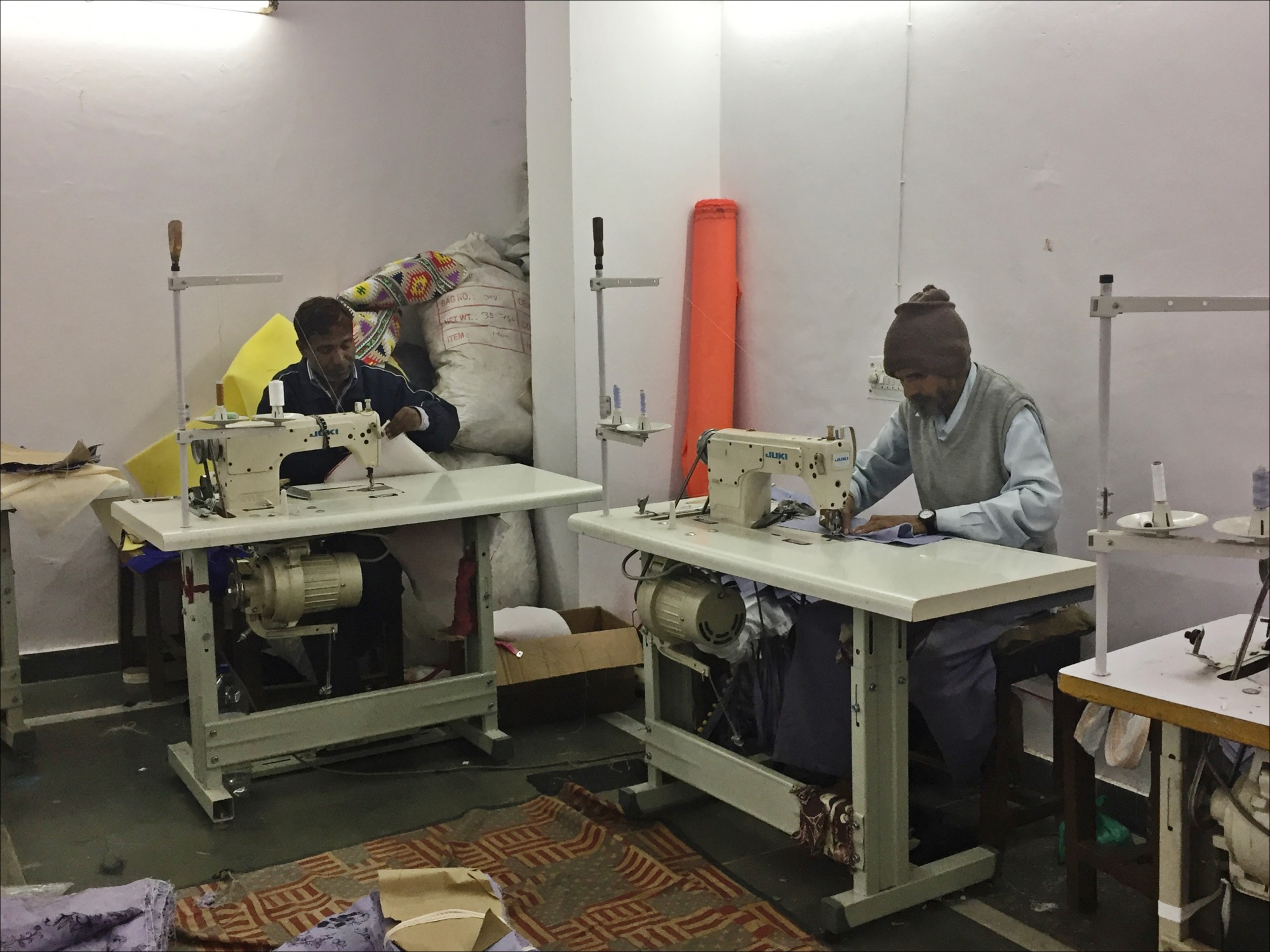 how to work with Indian fashion manufacturers factory utelier