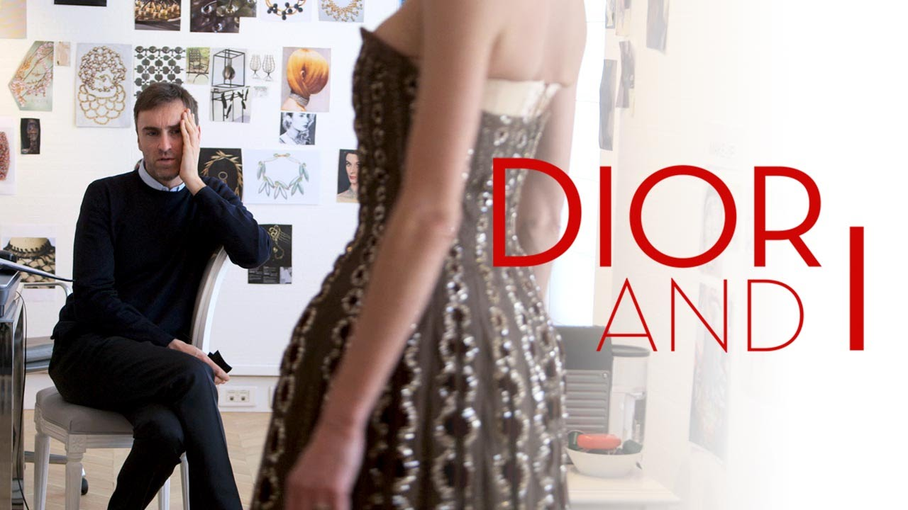 dior and i fashion film