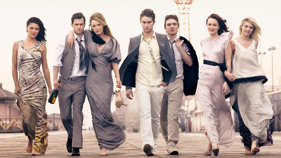 gossip girl fashion film series