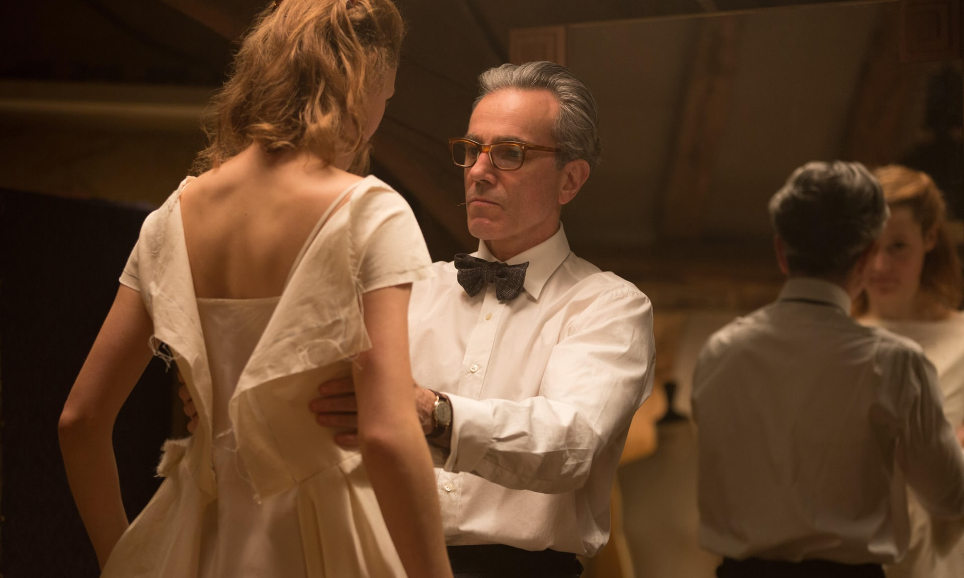phantom thread fashion film