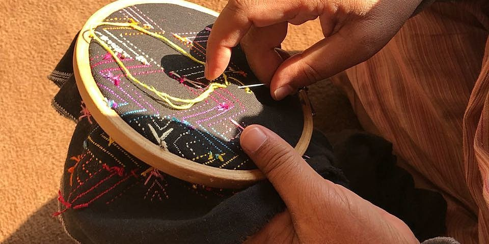 swat valley guild hand embroidery