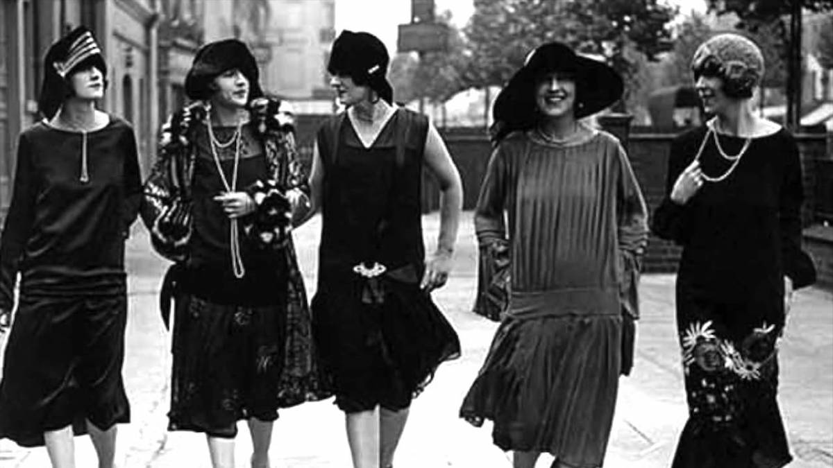 haute couture designers 1920s fashion