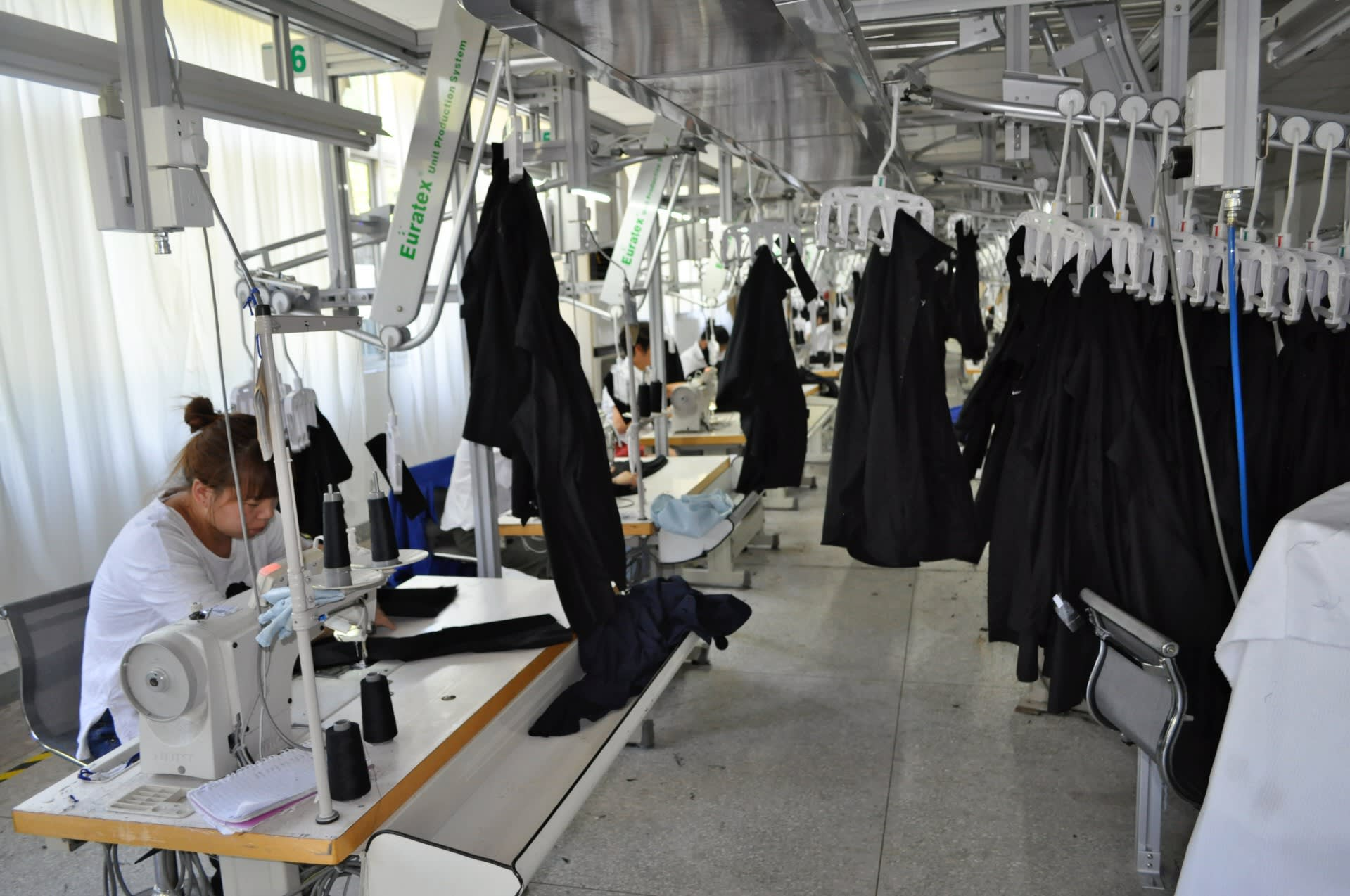 clothing manufacturers overseas clothes factory manufacturer