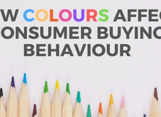 colours affect consumer buying behaviour