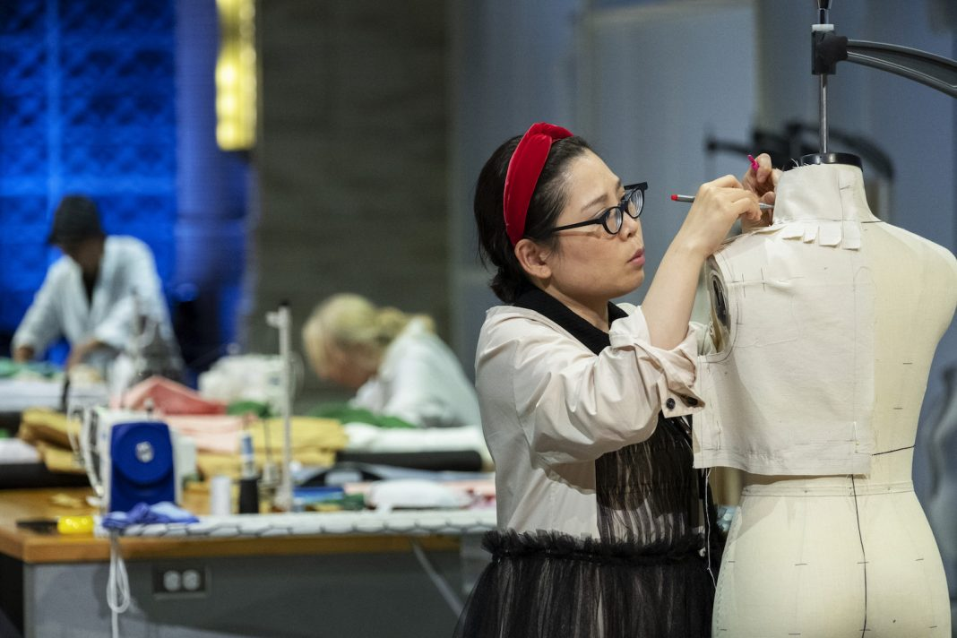 fashion design competition next in fashion netflix minju kim