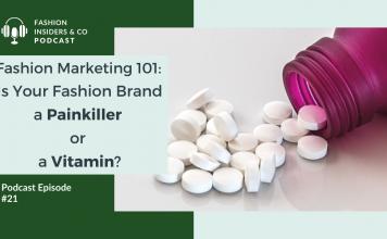 fashion marketing basics podcast
